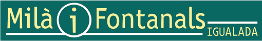 Logo of Institut Milà i Fontanals
